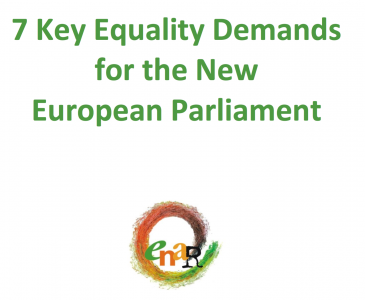 Statement: EU elections 2014: the way towards more equality in Europe, 7 demands from ENAR