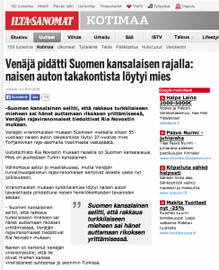 "How tabloid Ilta-Sanomat spreads and reinforces ""us"" and ""them"" in Finland"