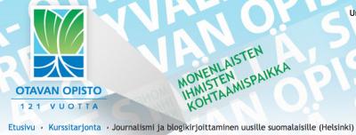 Journalismi ja blogikirjoittaminen uusille suomalaisille (Helsinki)