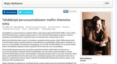 Maahanmuuttajat Suomessa | Migrant Tales